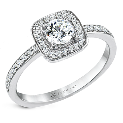 NGR124 ENGAGEMENT RING