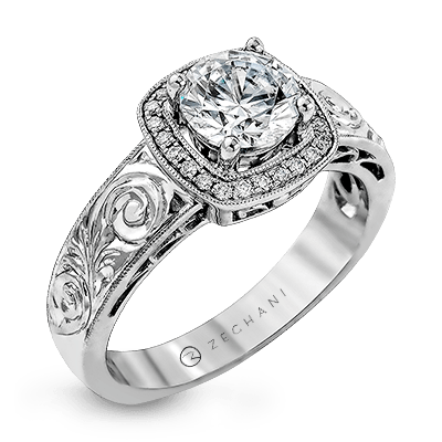 ZR1068 ENGAGEMENT RING
