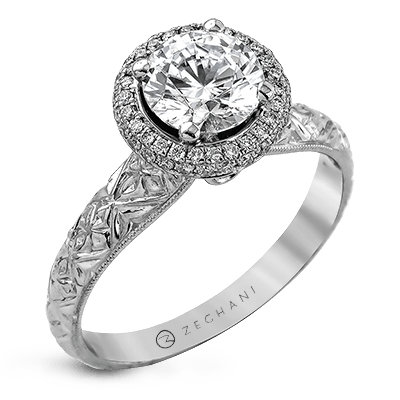 ZR1071 ENGAGEMENT RING
