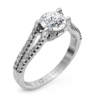 ZR108 ENGAGEMENT RING