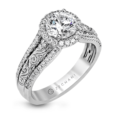 ZR1099 ENGAGEMENT RING