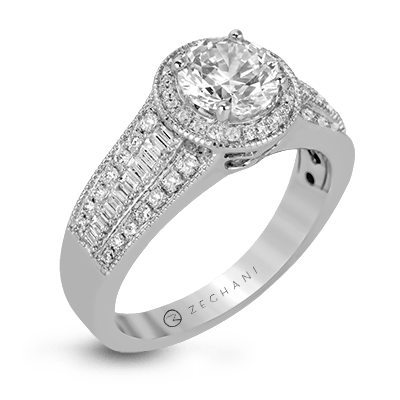 ZR1160 ENGAGEMENT RING