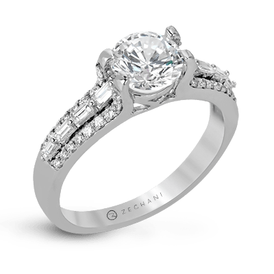 ZR1162 ENGAGEMENT RING
