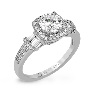 ZR1163 ENGAGEMENT RING
