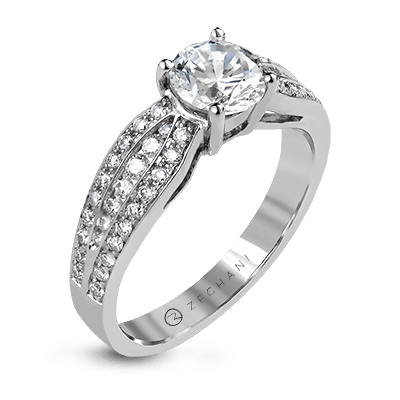 ZR1180 ENGAGEMENT RING
