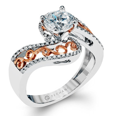 ZR1187 ENGAGEMENT RING