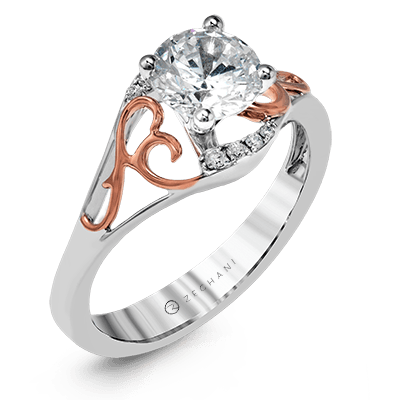 ZR1189 ENGAGEMENT RING