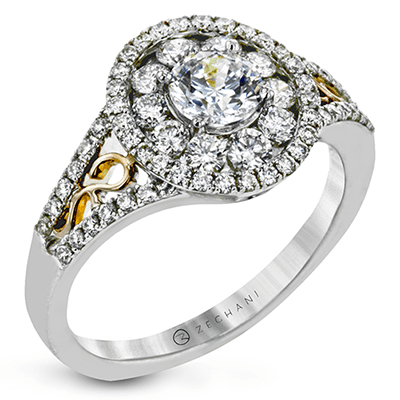 ZR1193 ENGAGEMENT RING