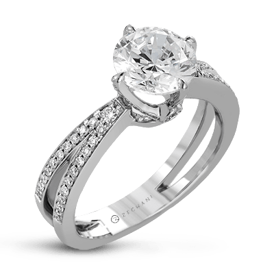 ZR1244 ENGAGEMENT RING