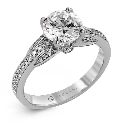 ZR1245 ENGAGEMENT RING