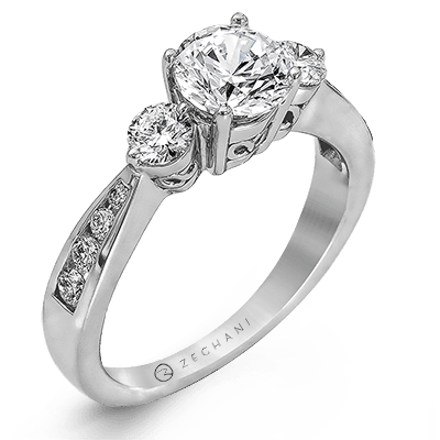 ZR132 ENGAGEMENT RING