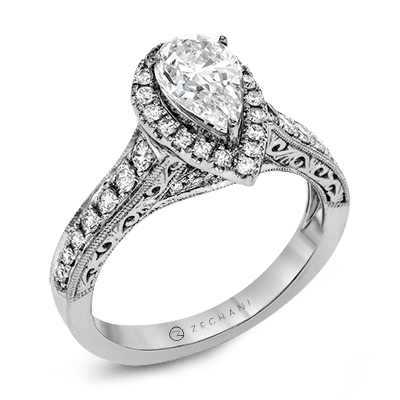 ZR1383 ENGAGEMENT RING