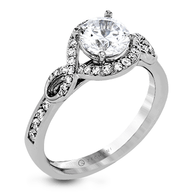 ZR1392 ENGAGEMENT RING