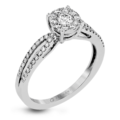 ZR1394 ENGAGEMENT RING