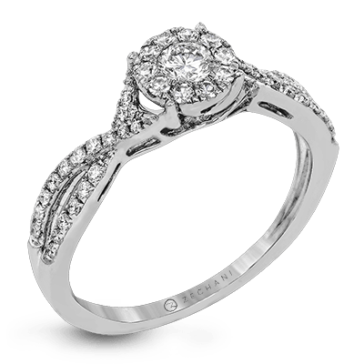 ZR1395 ENGAGEMENT RING
