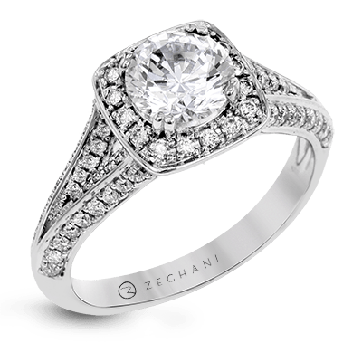 ZR1416 ENGAGEMENT RING