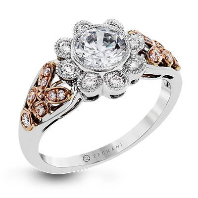 ZR1430 ENGAGEMENT RING
