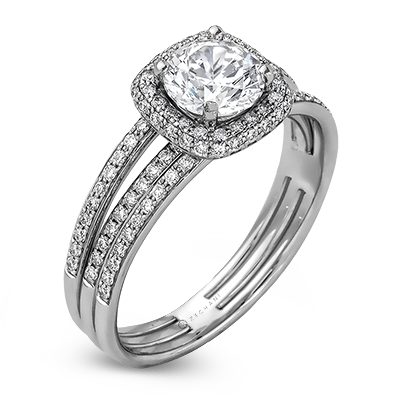 ZR1440 ENGAGEMENT RING