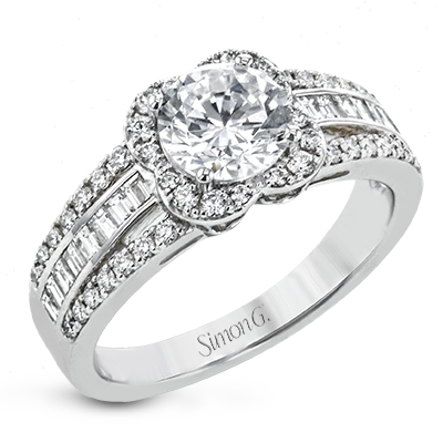 ZR1445-A ENGAGEMENT RING