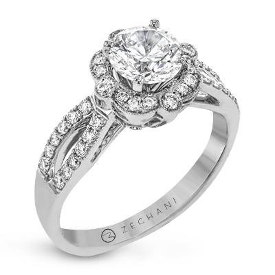 ZR1448 ENGAGEMENT RING
