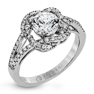 ZR1453 ENGAGEMENT RING
