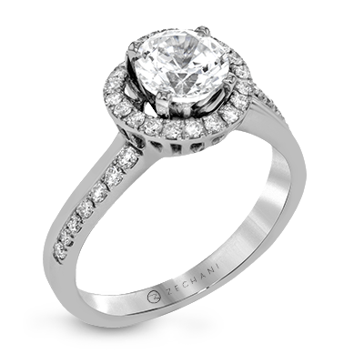 ZR1465 ENGAGEMENT RING