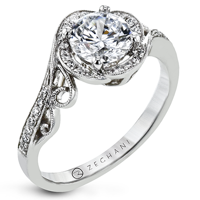 ZR1469 ENGAGEMENT RING
