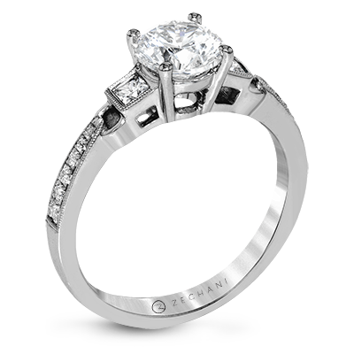 ZR1473 ENGAGEMENT RING