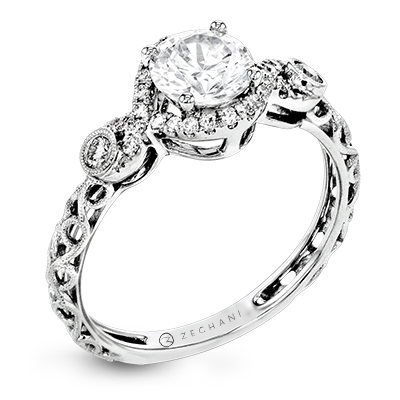 ZR1501 ENGAGEMENT RING