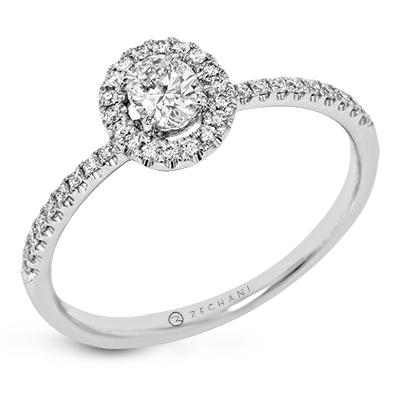 ZR1535 ENGAGEMENT RING
