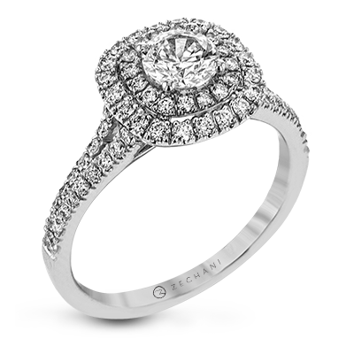 ZR1613 ENGAGEMENT RING
