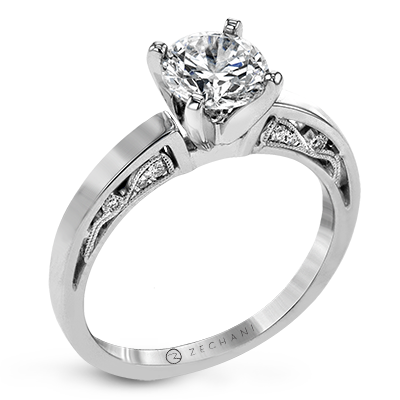 ZR1649 ENGAGEMENT RING