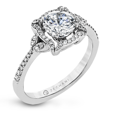 ZR1685 ENGAGEMENT RING