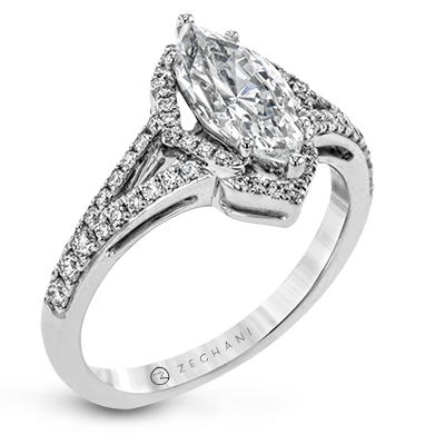 ZR1686 ENGAGEMENT RING