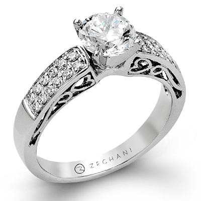 ZR169 ENGAGEMENT RING