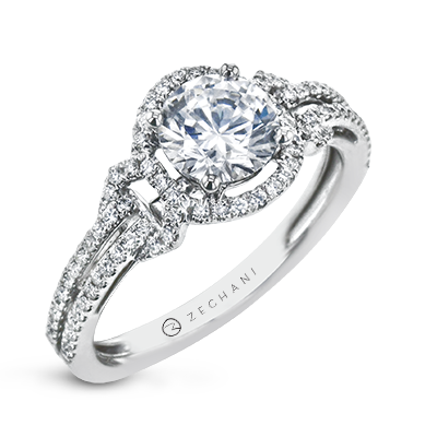 ZR1708 ENGAGEMENT RING