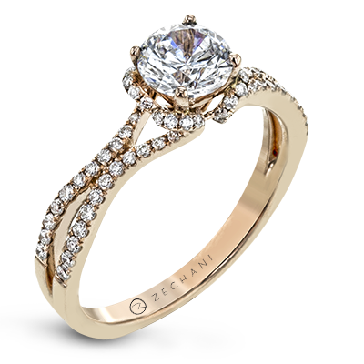ZR1725 ENGAGEMENT RING