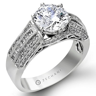 ZR175 ENGAGEMENT RING