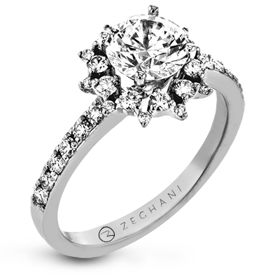 ZR1779 ENGAGEMENT RING
