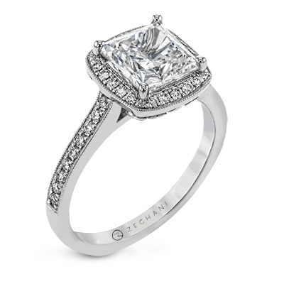 ZR1782 ENGAGEMENT RING