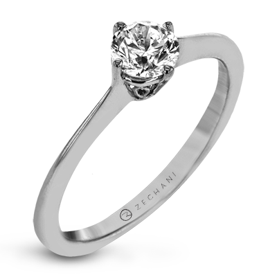 ZR1797 ENGAGEMENT RING