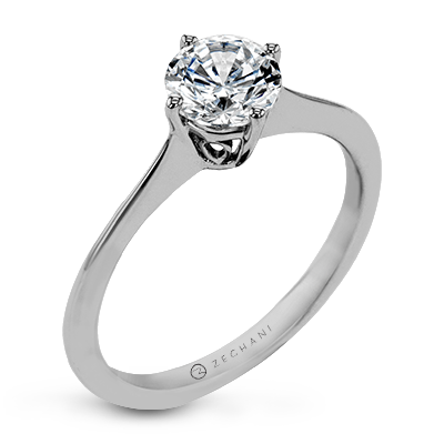 ZR1798 ENGAGEMENT RING