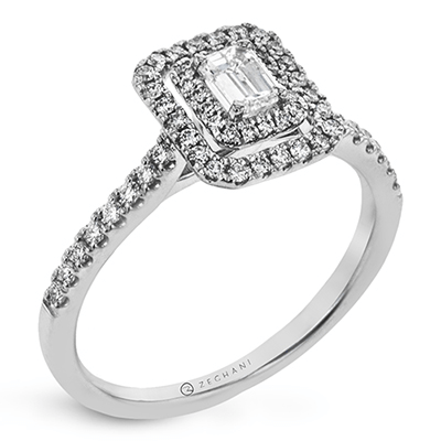 ZR1863 ENGAGEMENT RING