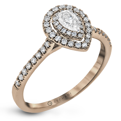 ZR1870-R ENGAGEMENT RING