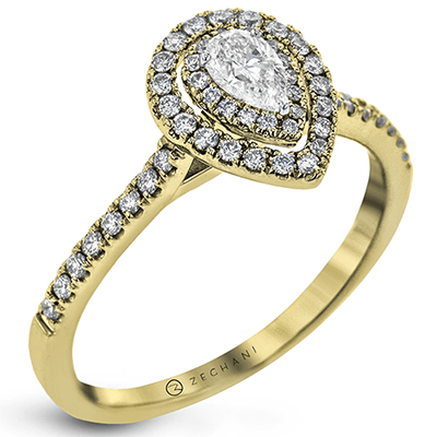 ZR1870-Y ENGAGEMENT RING