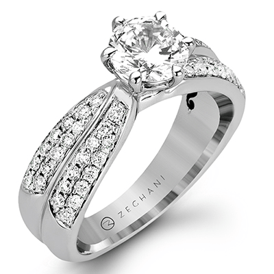 ZR189 ENGAGEMENT RING