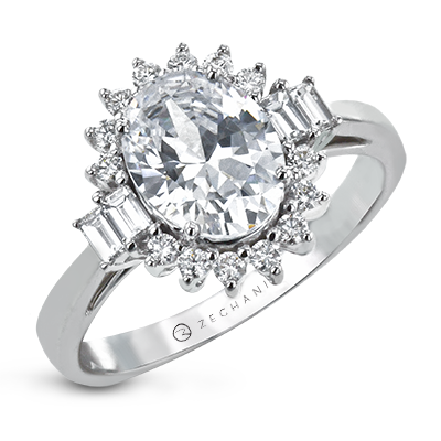 ZR2038 ENGAGEMENT RING