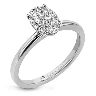 ZR2049 ENGAGEMENT RING