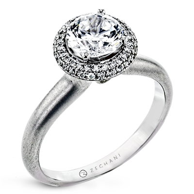 ZR2091 ENGAGEMENT RING