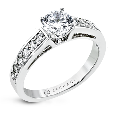 ZR2093 ENGAGEMENT RING